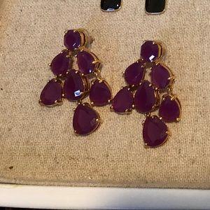 kate spade Jewelry - Kate spade chandelier earrings